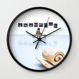 Art Exhibition Wall Clock