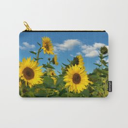Sunflowers 11 Carry-All Pouch