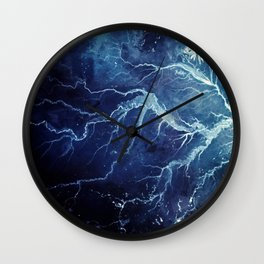 Hesperus I Wall Clock