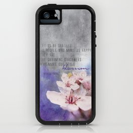 Our Charming Gardeners iPhone Case
