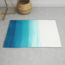 Dive into blue Rug