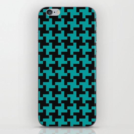 Simple Swirl iPhone Skin