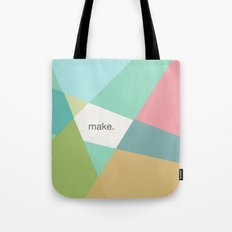 make Tote Bag