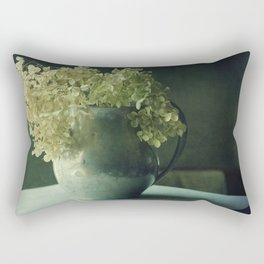 Be still 2 Rectangular Pillow