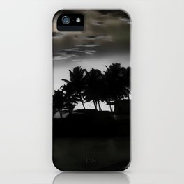 ...  twilight beach  ... iPhone Case