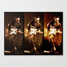 Tom Delonge Canvas Print