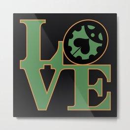 Love Giorno Metal Print