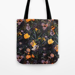 Night Forest II Tote Bag