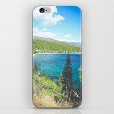 Lake Tahoe 1 iPhone Skin