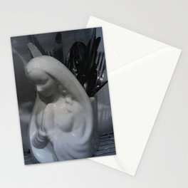 Hail Mary, Queen of Cutlery Stationery Cards