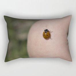 Ladybug 2 Rectangular Pillow