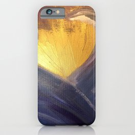 Rising Waters iPhone Case