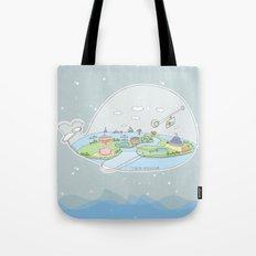 Fantastic Fish Tote Bag