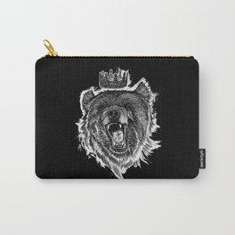 Berlin Bear King Carry-All Pouch