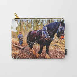 Forestry Horse Carry-All Pouch