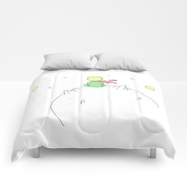 The little prince Comforters