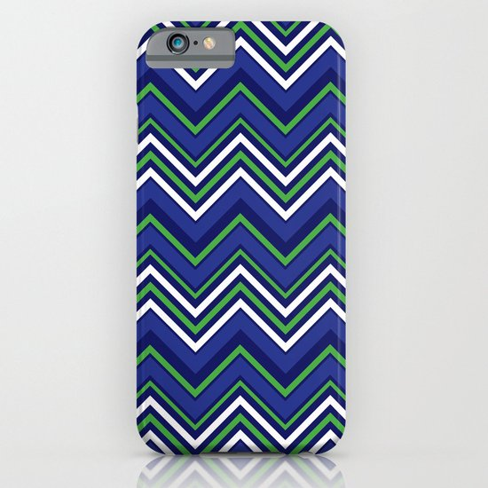 Preppy Chevron iPhone & iPod Case