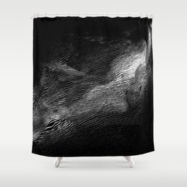 Hypnosis Shower Curtain