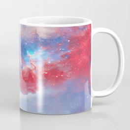 Stay with me between the Clouds and your Dreams Coffee Mug