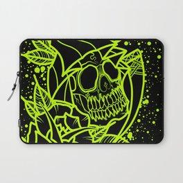 Neon Reaper Laptop Sleeve