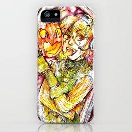 PumpkRin iPhone Case