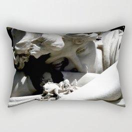 Tears of an Angel Rectangular Pillow