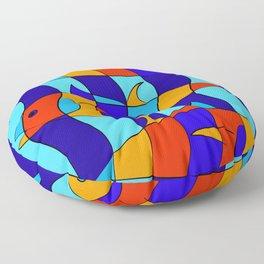 Elsebius - Tres Pescados Floor Pillow