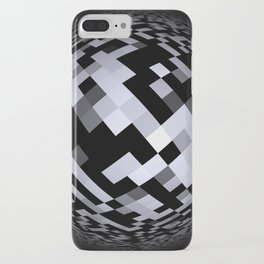 black-and-white -05- iPhone Case
