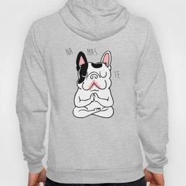 Namaste French Bulldog Hoody