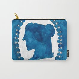 The Blue Beyond Carry-All Pouch