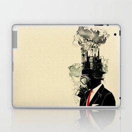 Businessman Laptop & iPad Skin
