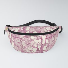 just cattle cherry pearl Fanny Pack