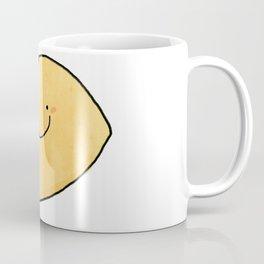 Cute Taco White Background Coffee Mug