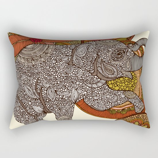 My Dear Horatio Rectangular Pillow