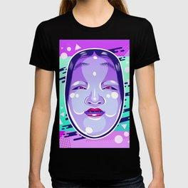 Neon Noh - Wakaonna T-shirt