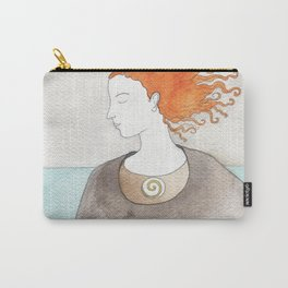 Near The Sea Carry-All Pouch