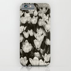 Field of white butterflies  iPhone 6s Slim Case
