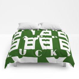 Healthy Go Happy Go Lucky Comforters
