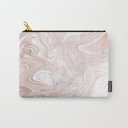 Rose Gold Wind Carry-All Pouch