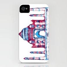 Taj Mahal iPhone (4, 4s) Slim Case