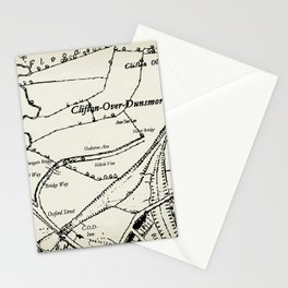Clifton-Over-Dunsmore  Stationery Cards