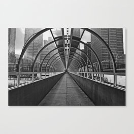 Progression Canvas Print