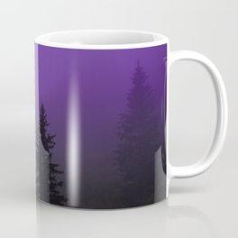Ultra Violet Fog - Seward Alaska Coffee Mug