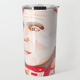 Abstract Pablo Picasso Travel Mug