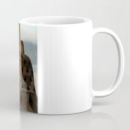 Buddha & Stupa Coffee Mug