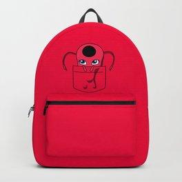 Tikki Pocket Tee Backpack