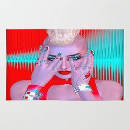 Cyber Punk Rug