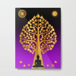 Bodhi Tree0404 Metal Print