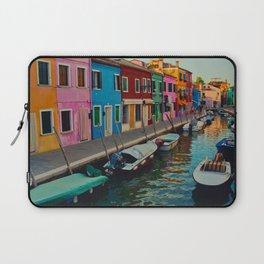 Burano Island II Laptop Sleeve