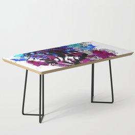 Purple Lion Spirit Coffee Table